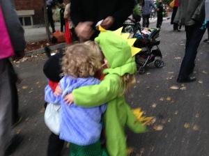 Halloween Huddle